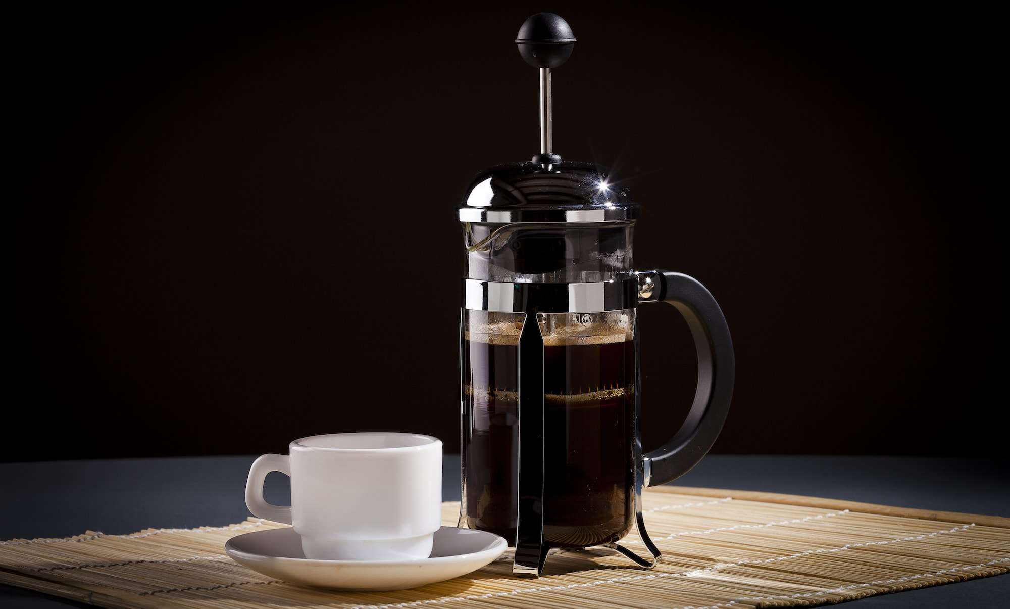 Top 10 Best French Press Coffee Makers Of 2019