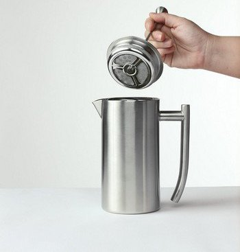Frieling Steinless Steel French Press Review