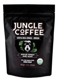 Jungle Coffee Organic Coffee