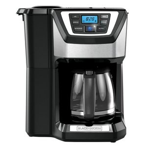 Cheaper option for a coffee maker with an integrated grinder