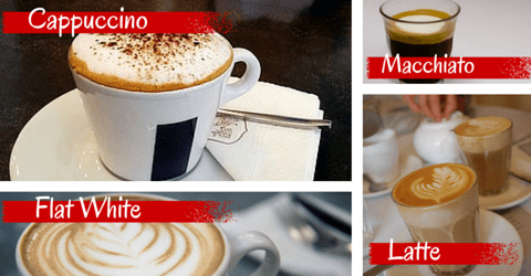 how to make a flat white with nespresso