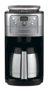 great option for a grind and brew coffee maker with thermal carafe