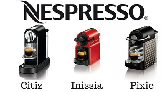 Nespresso Inissia Vs Pixie Vs Citiz. Which one is the best?