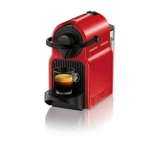 Nespresso Inissia, the most affordable