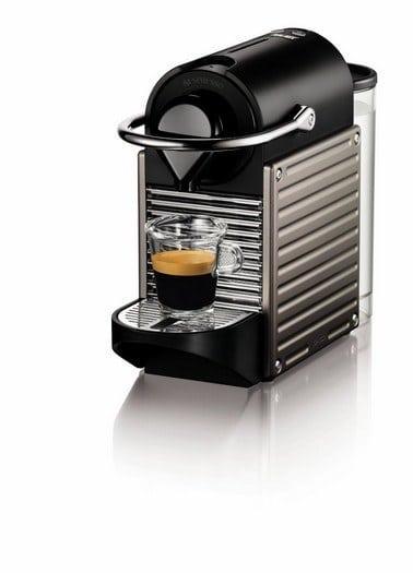 Nespresso Pixie, the runner up