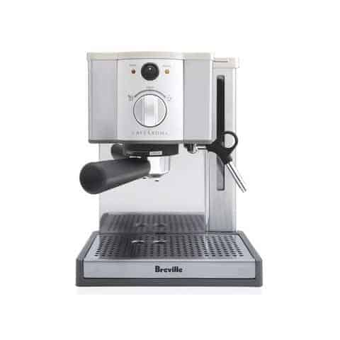 Best espresso machine for less than $200: The Breville Cafe Roma Review