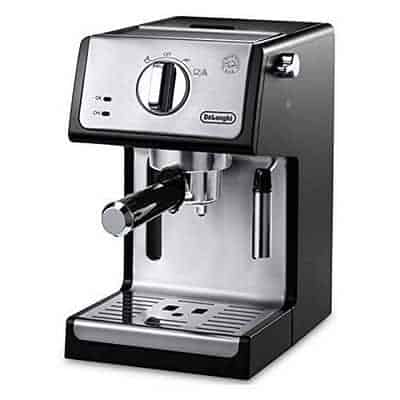 The De'Longhi ECP3420 is another good choice if you're looking for a cheap espresso maker