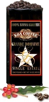 Grande Domaine Kona Coffee Review
