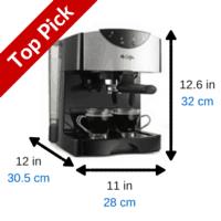#1 - Mr. Coffee ECMP50