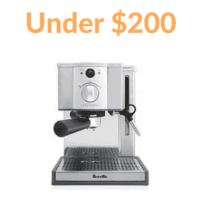 Breville ESP8XL Espresso Machine