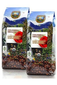 Java Planet Colombia Organic