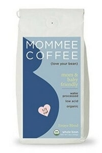 Mommee Coffee half caf
