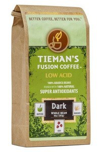 Tieman's Fusion Coffee with super antioxidants