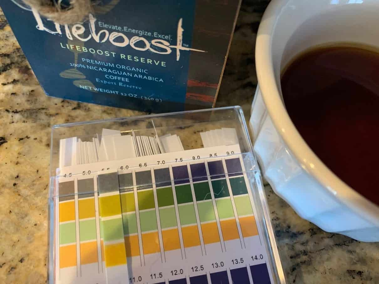 lifeboost ph test