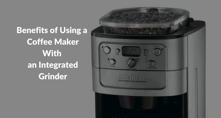 Coffee Makers with grinder