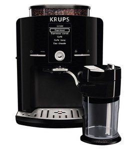 The KRUPS EA8298 is one of the best bean to cup coffee machines