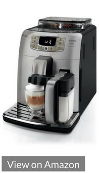 Coffee Machine With Grinder