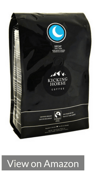 Kicking Horse Coffee, Whole Bean, Decaf, Swiss Water Process