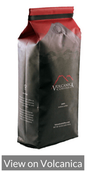 Volcanica Coffee Costa Rica Decaf Tarrazu