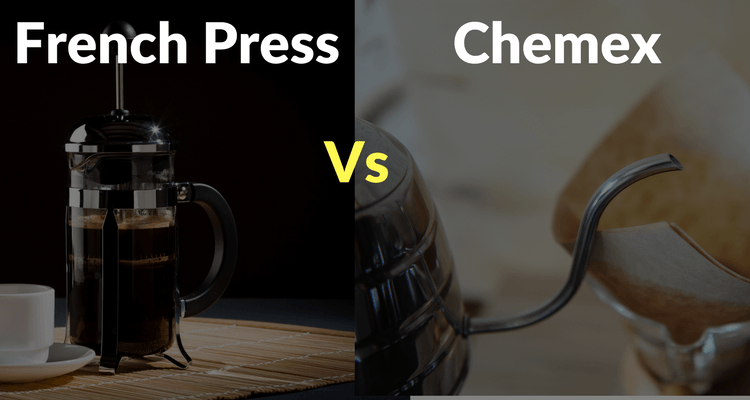 French Press vs Chemex: Which is best for you?