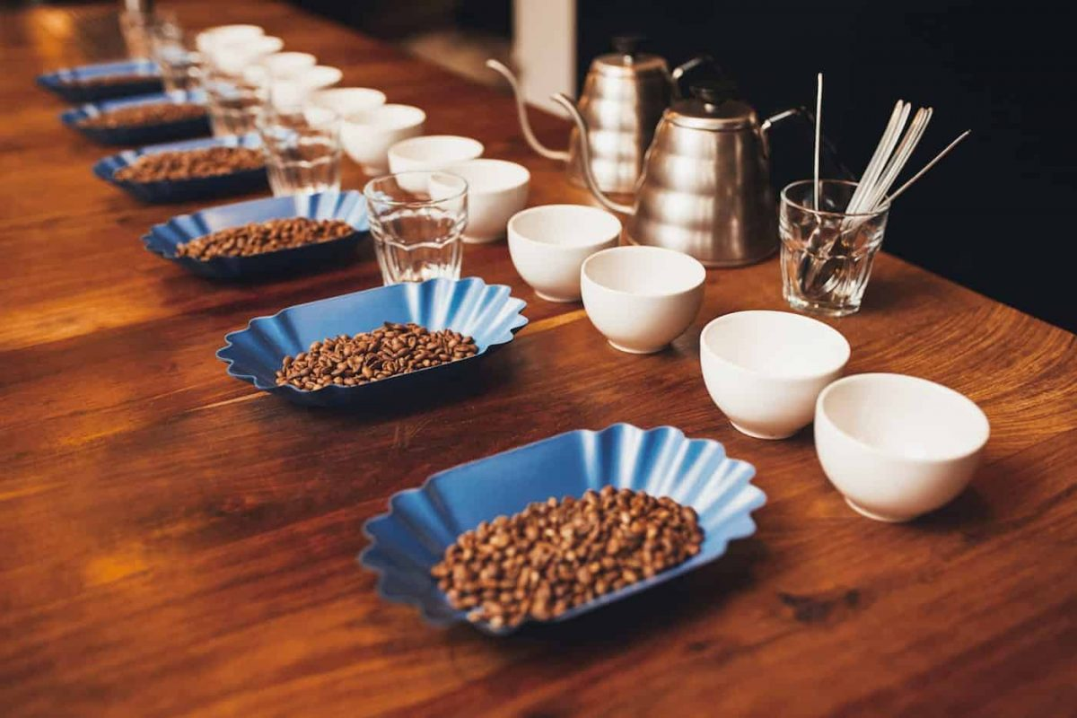What is Coffee Cupping