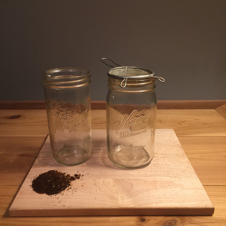 Faux French Press