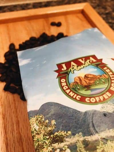 Java Planet Colombian USDA Organic Coffee Review