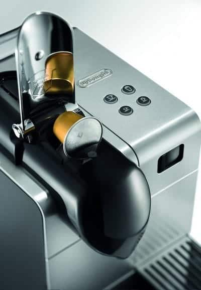 Nespresso Lattissima Plus Capsule