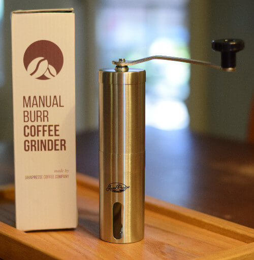 JavaPresse Manual Grinder Review