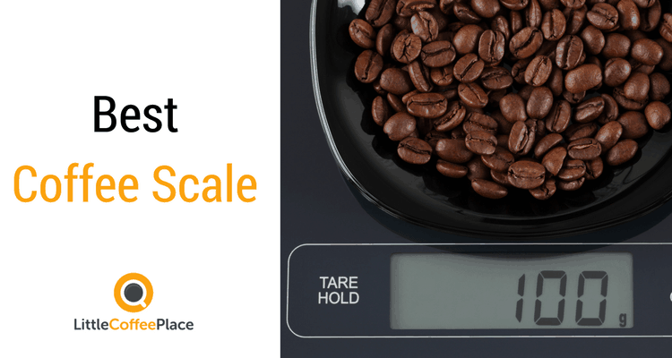 Best kitchen scales that are great for coffee