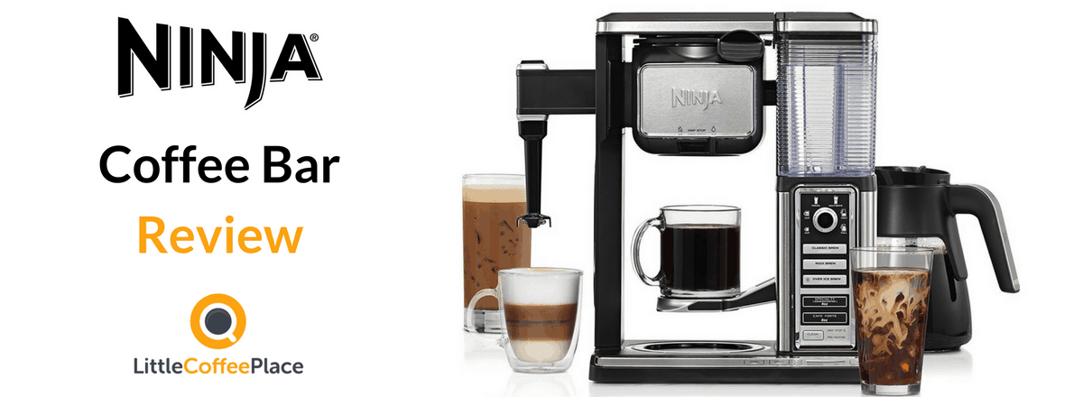 Review of the ninja coffee bar system