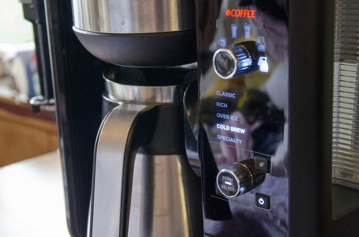 Cold Brew with the Ninja coffee maker