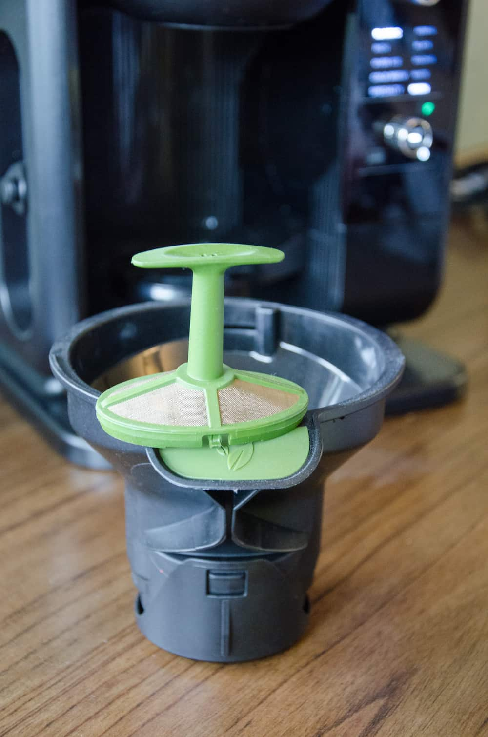Ninja tea filter