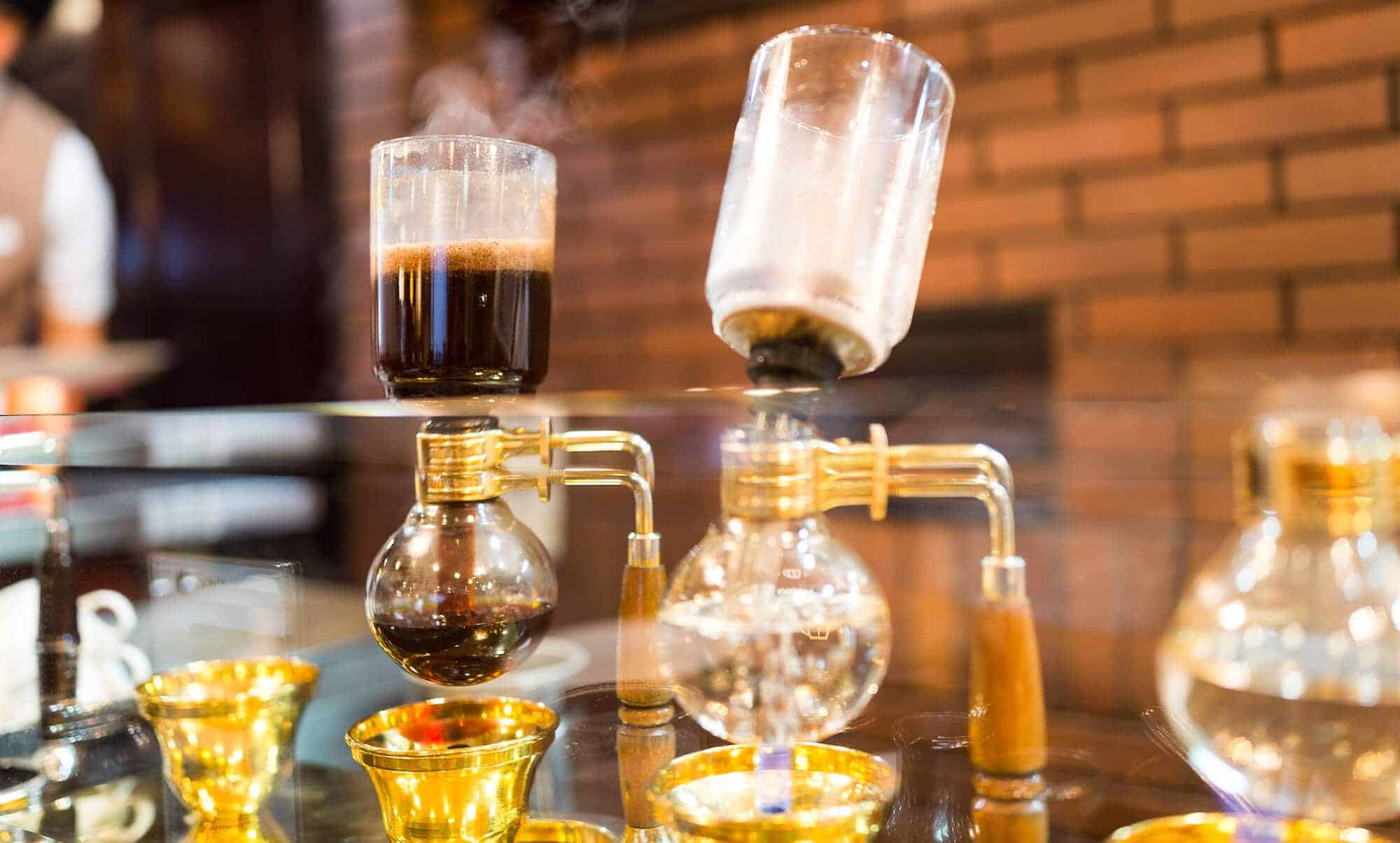 Siphon Coffee Maker Best For Hario Syphon Nouveau Nca 3 Top 5 Makers Aka Vacuum Pot