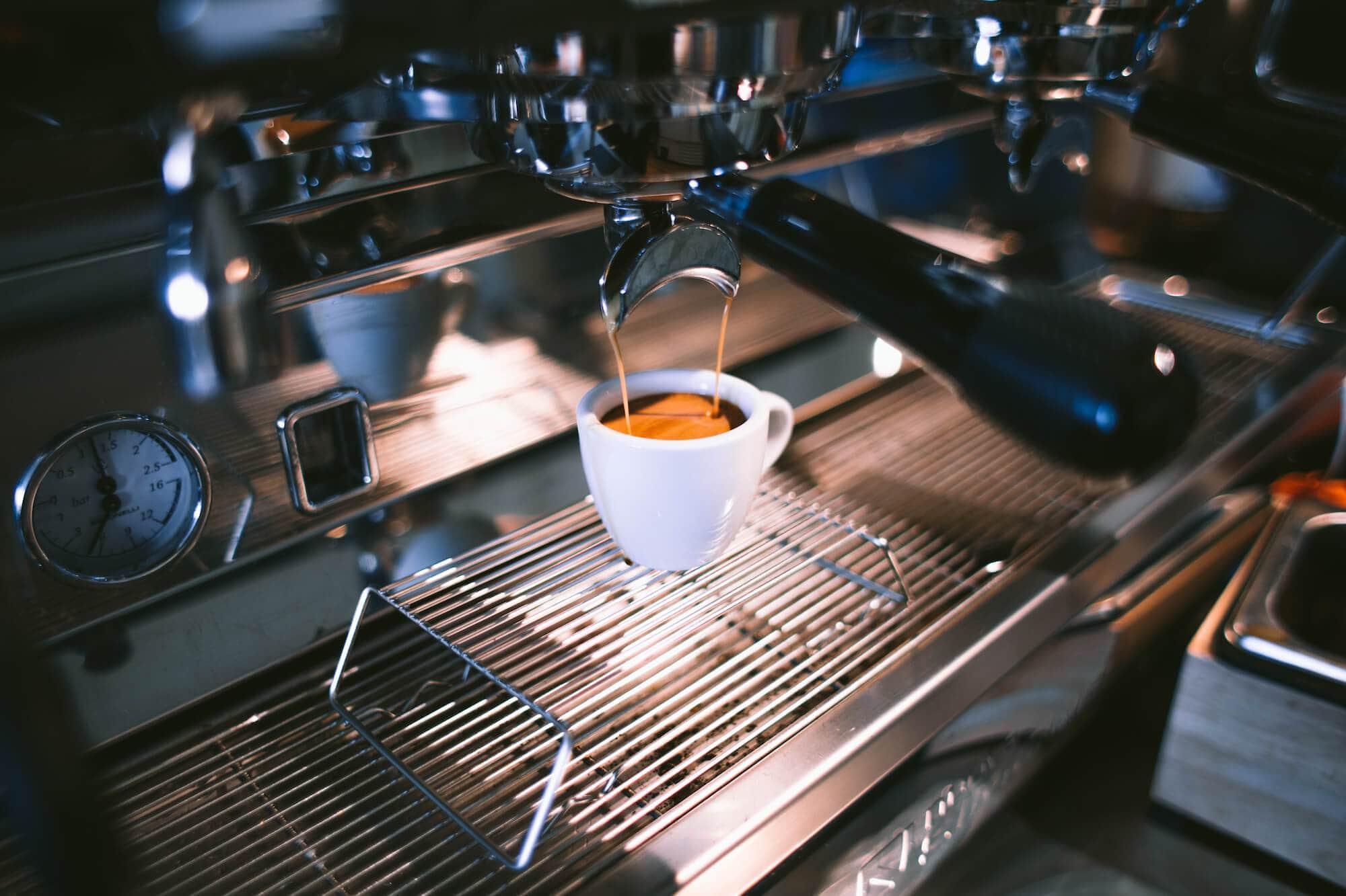 Ristretto Coffee Maker ~ Top best espresso machines of the ultimate guide