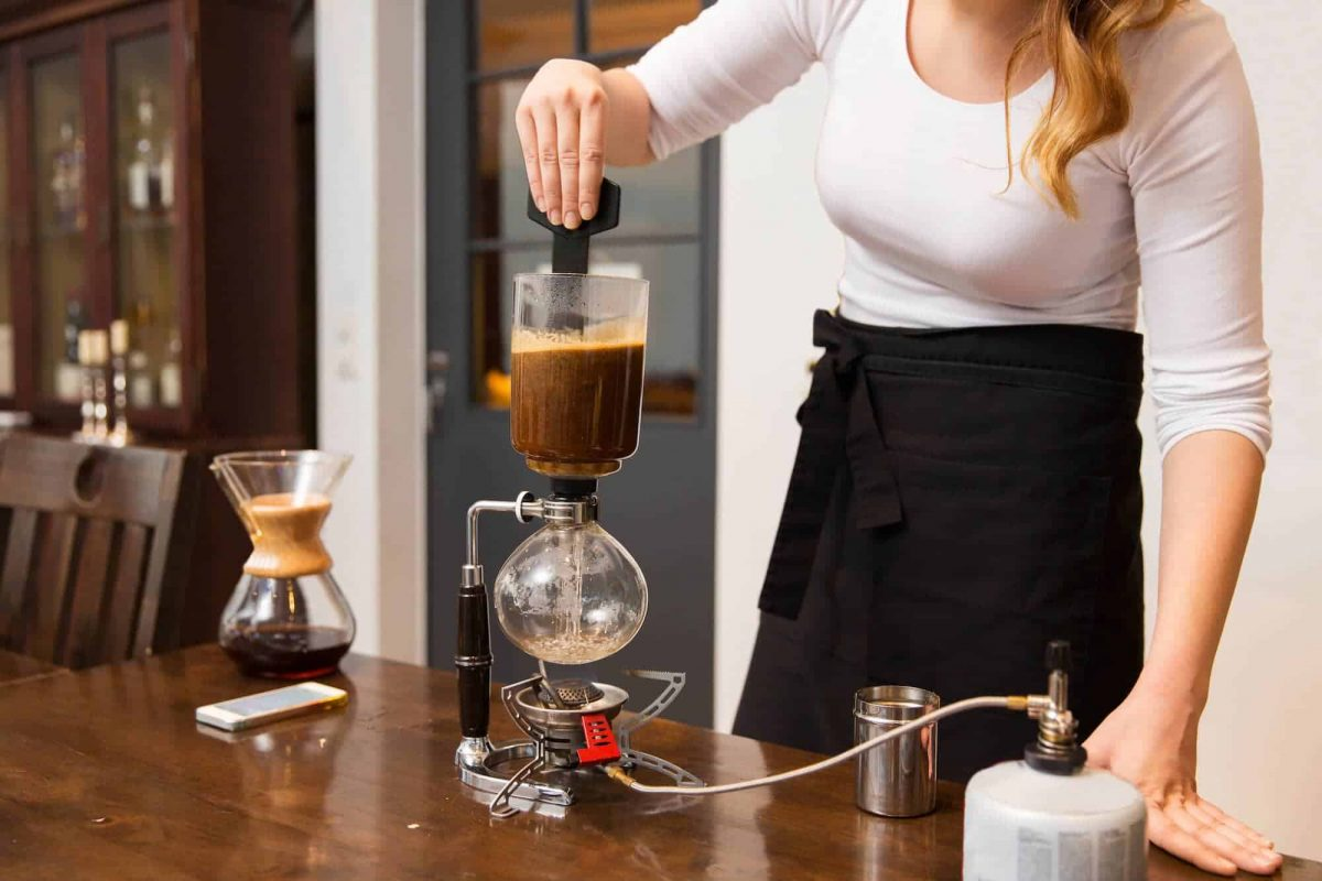 Best siphon or vacuum pot coffee maker