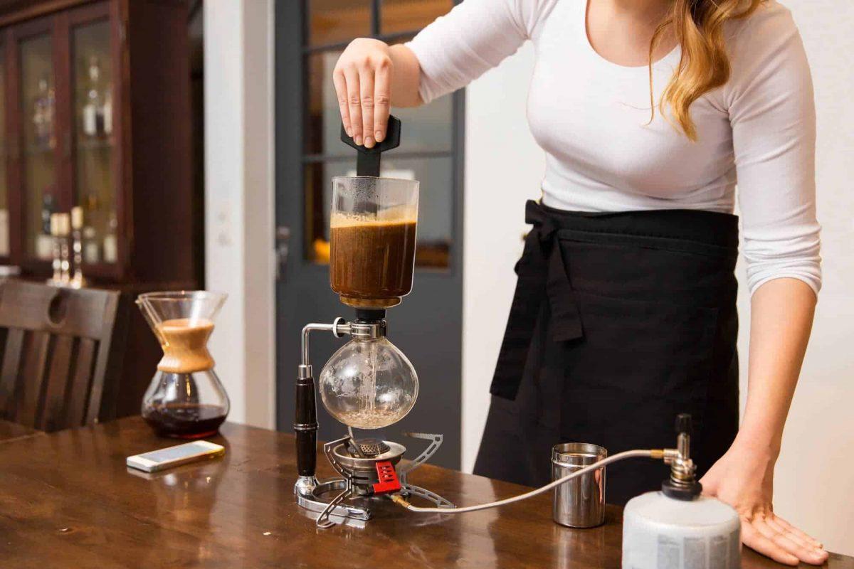 Best siphon or vacuum pot coffee maker