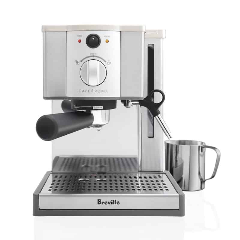 top 10 best espresso machines of 2018 the ultimate guide. Black Bedroom Furniture Sets. Home Design Ideas
