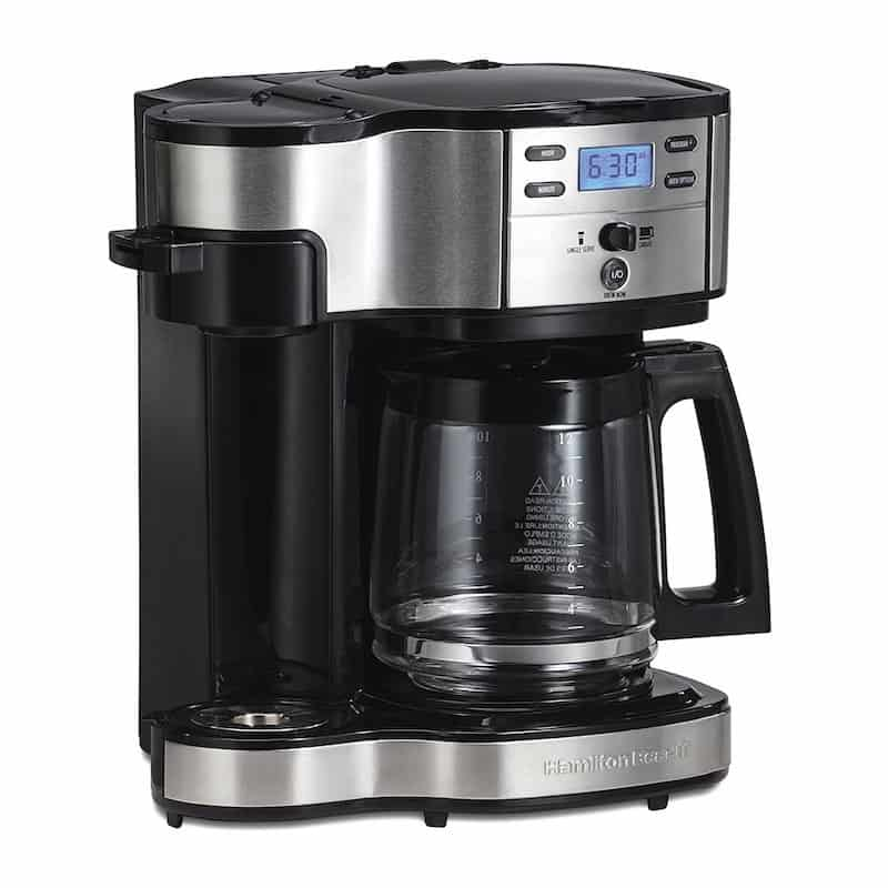 Hamilton Beach 49980A Single Serve Coffee Maker