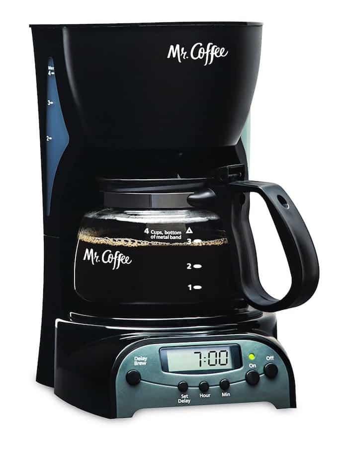 Mr. Coffee 4-Cup