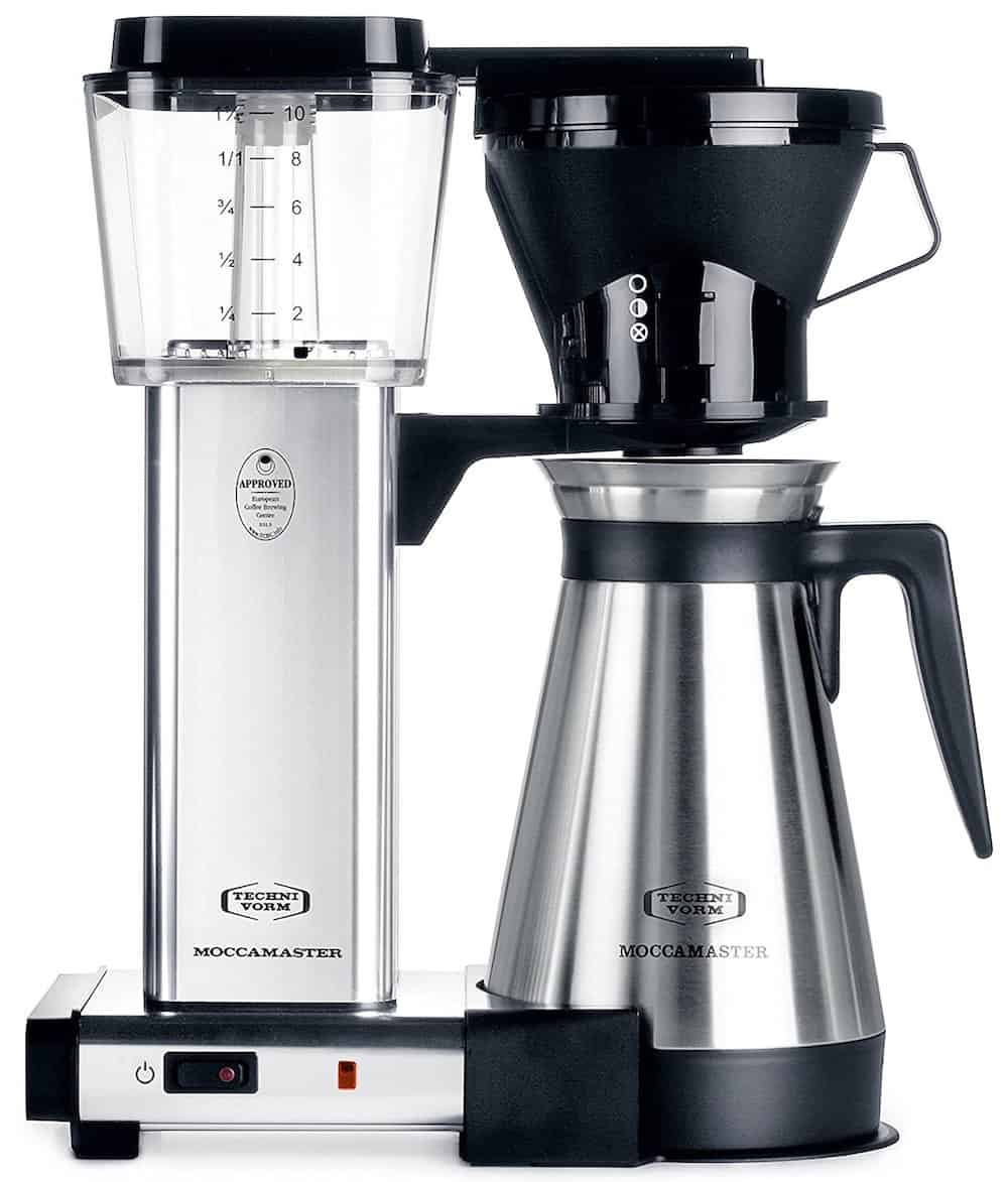top 10 best automatic drip coffee makers of 2018. Black Bedroom Furniture Sets. Home Design Ideas