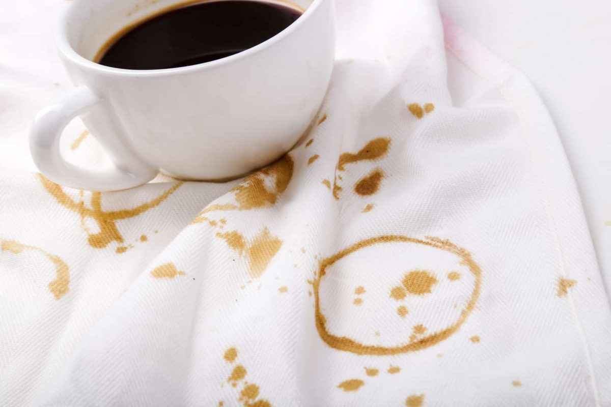 Coffee spots
