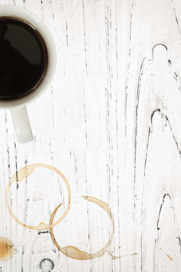 How To Remove Coffee Stains From Almost Anything