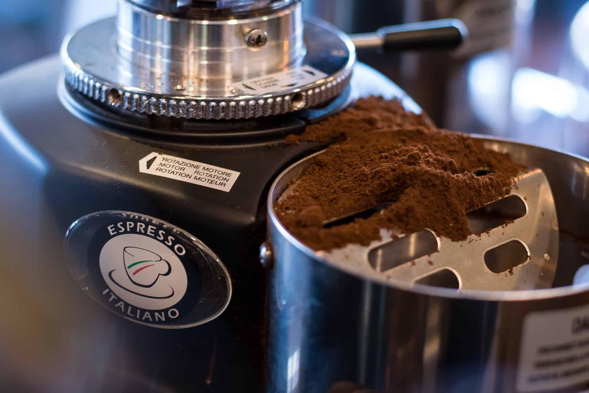 grinder for espresso