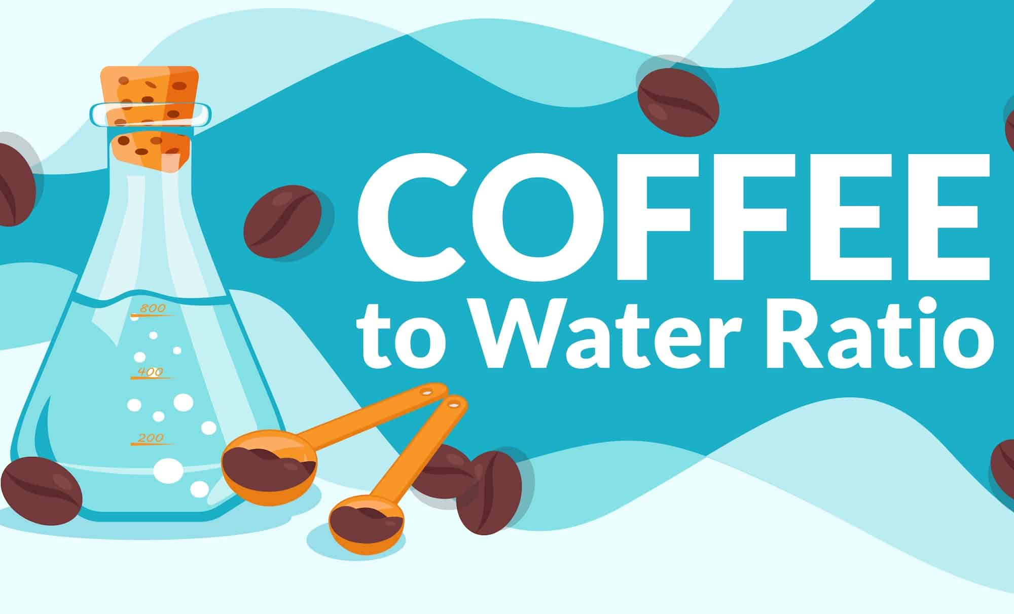 Coffee To Water Ratio Calculator Charts For Every Method