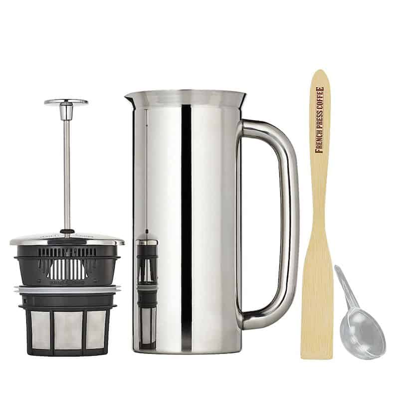 Espro Press P7 Bodum Double Wall Glass French Press