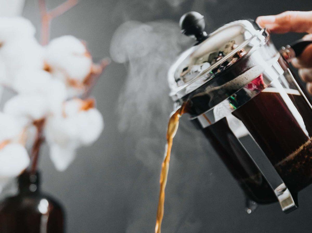 beautiful french press coffee maker