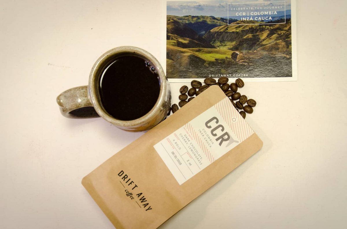 Driftaway coffee review