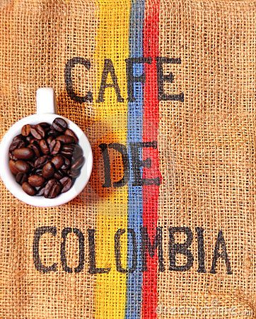 cafe colombiano - cafe de colombia