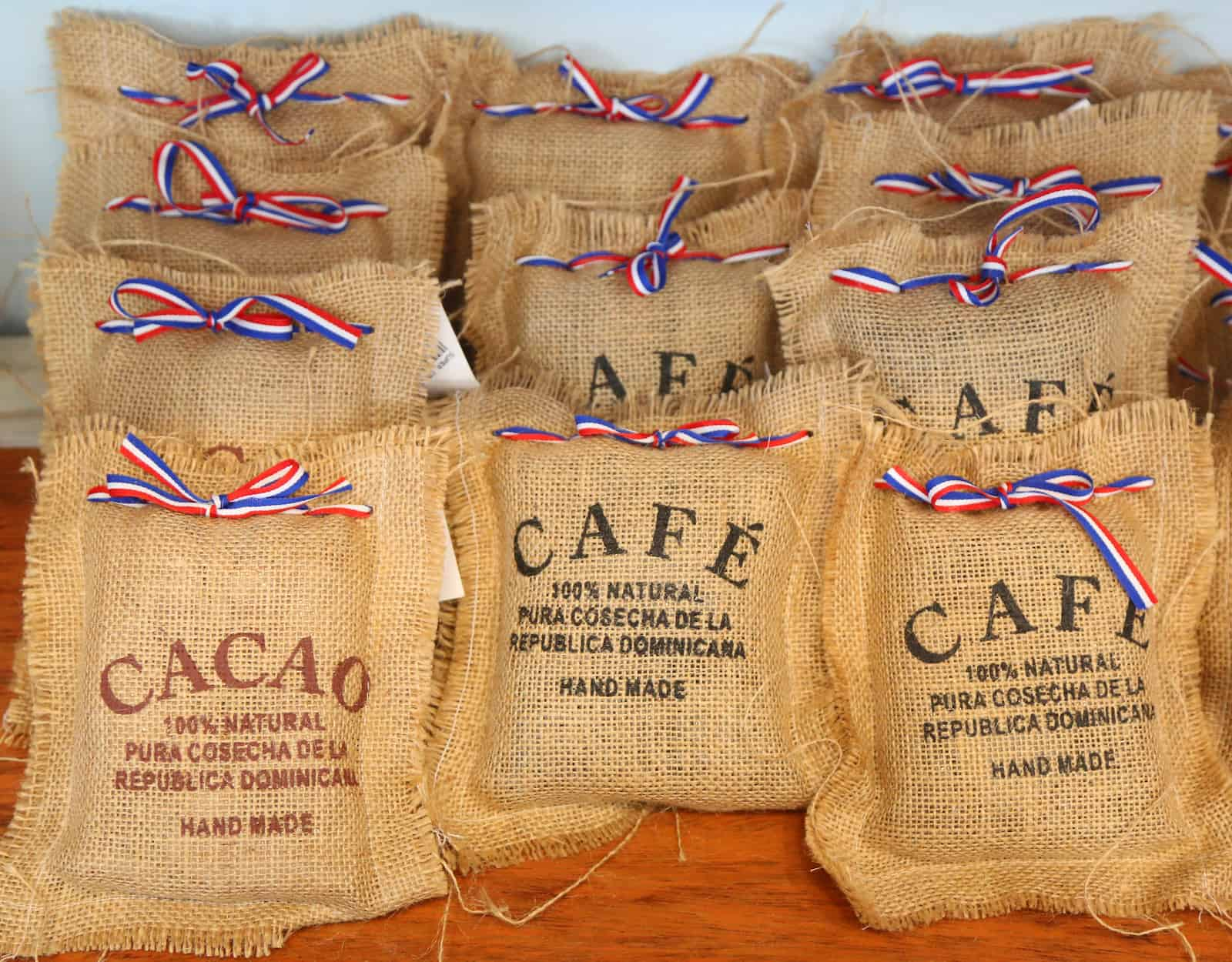 Dominican Coffee bags